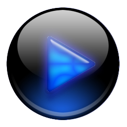Dark Windows Media Player 11 Version 2