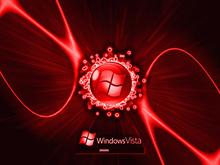 Vista Glowing Orb Red v2.0!