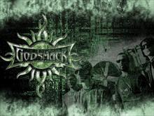 Godsmack Wallpaper - Green