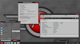 Midas for Windows 7
