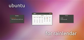ubuntu rainy