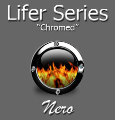 Lifer - Chromed - Nero