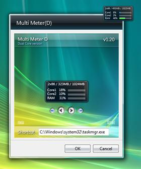 Multi Meter Dual Core v1.20