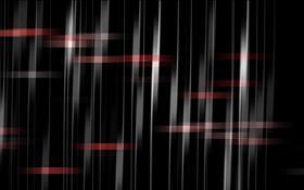 Checkered Curtain