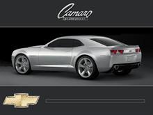 Chevrolet Camaro Concept '07