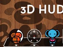3D HUD DOCK