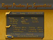 Rogue Proton Gold for Sysmetrix