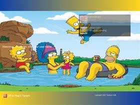 SimpsonsUI
