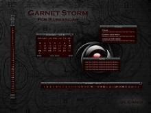 Garnet Storm Rainy