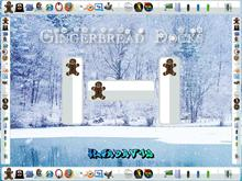 Gingerbread Man Dock