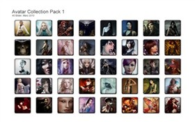 Avatar Collection Pack 1