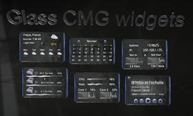 Glass CMG pack