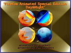 """Firefox Animated Special Edition Day&Night"""