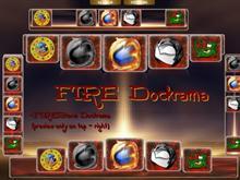 """ FIRE DOCKRAMA """