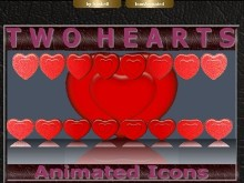 2 Hearts Animated 2011