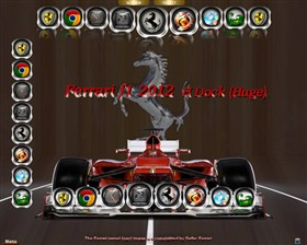 Ferrari f1 H Dock