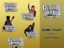 Guitar Hero III Icon Pack