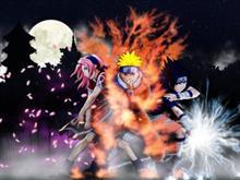 Naruto Trio