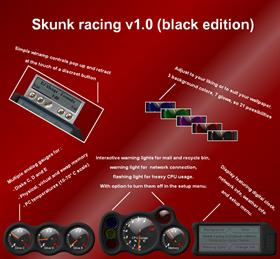 Skunk racing v1.0 (black edition)