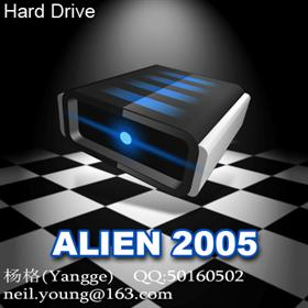 ALIEN 2005 (Hard Drive)