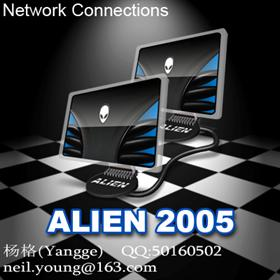 ALIEN 2005 (Network Connections)