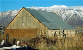 Wasatch Barn