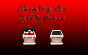 Chimney Recycle Bin Icons