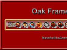 Oak Frame Dock