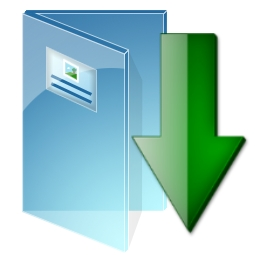 My Downloads Icon