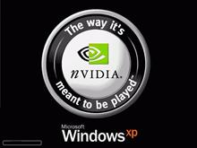 Windows XP for nVidia