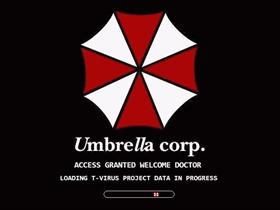Resident evil Umbrella Corp.