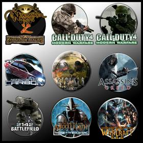 Game Icons II