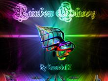 Glassy Rainbow