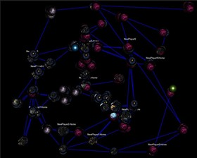 Freelancer map for Trinity
