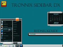 Tronnix Sidebar DX
