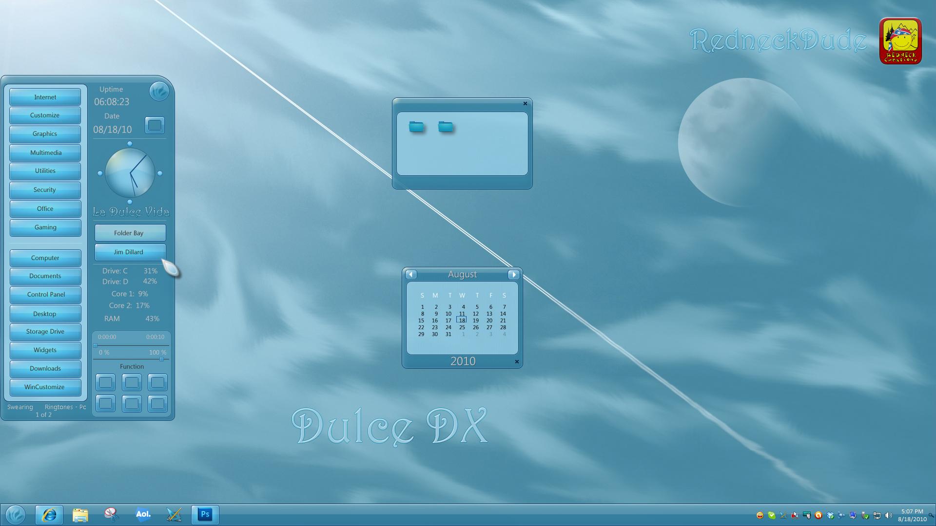 Dulce Sidebar DX