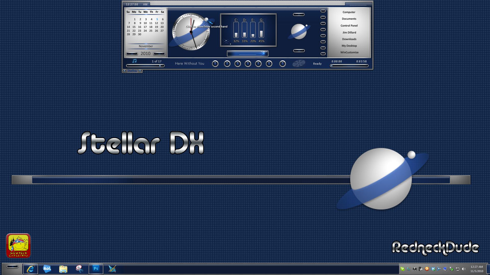 Stellar DX