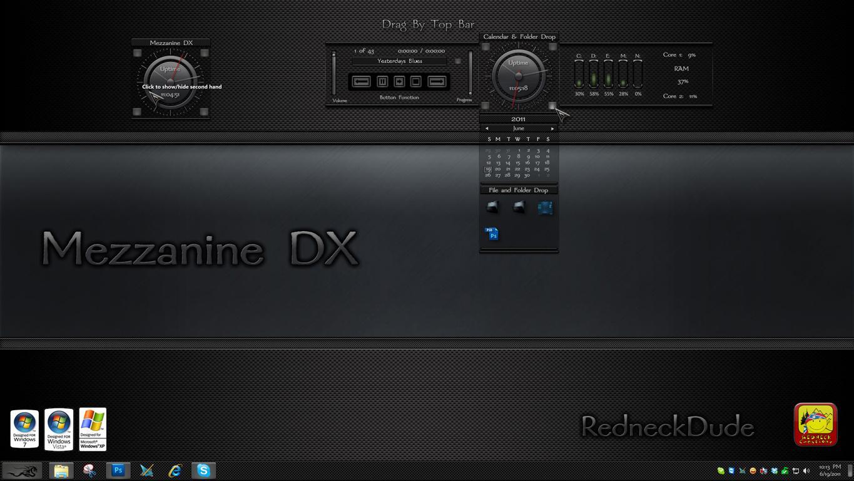Mezzanine DX