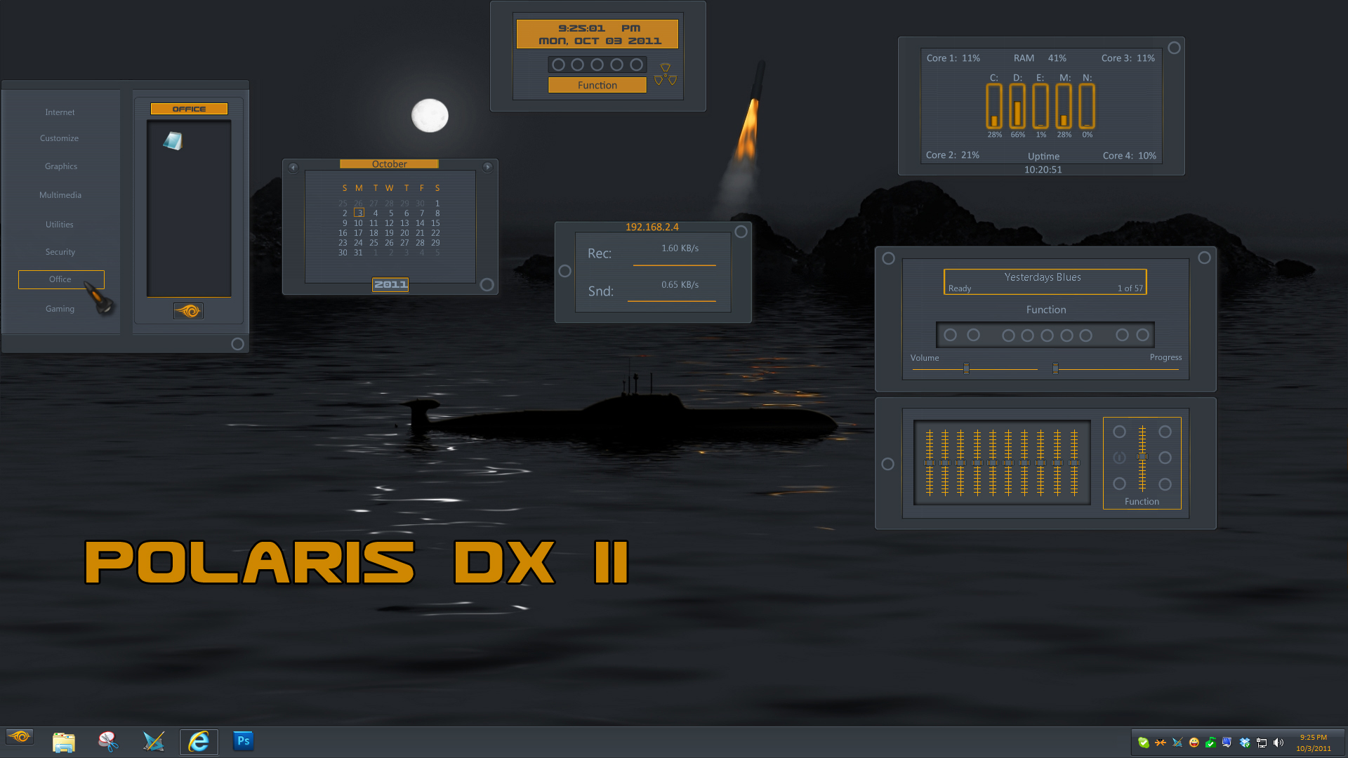Polaris DX II