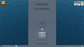 Venture Calendar Widget