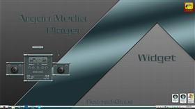 Argon Media Widget