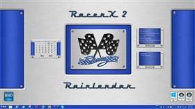 RacerX2 Rainlendar