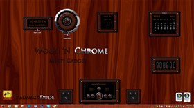 Wood 'N Chrome Multi Gadget