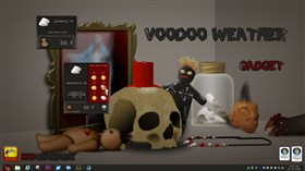 VooDoo Weather Gadget
