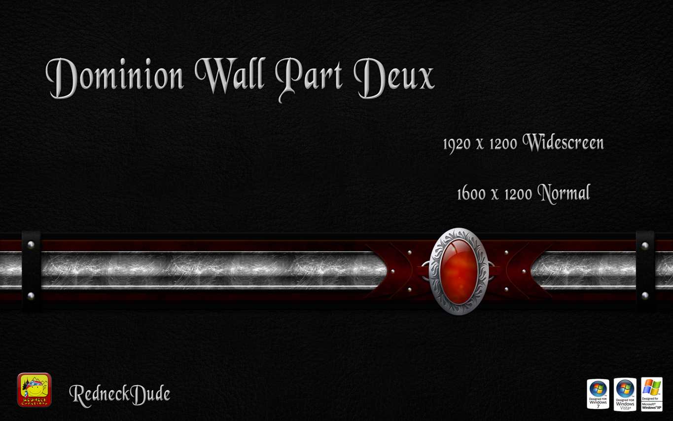 Dominion Walls Part Deux