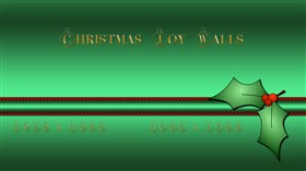 Christmas Joy Walls