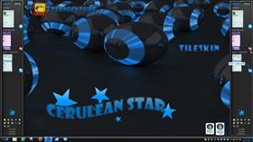 Cerulean Star Tileskin