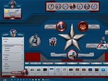 Avengers serie Cpt America