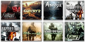 Games Square Case Pack 05