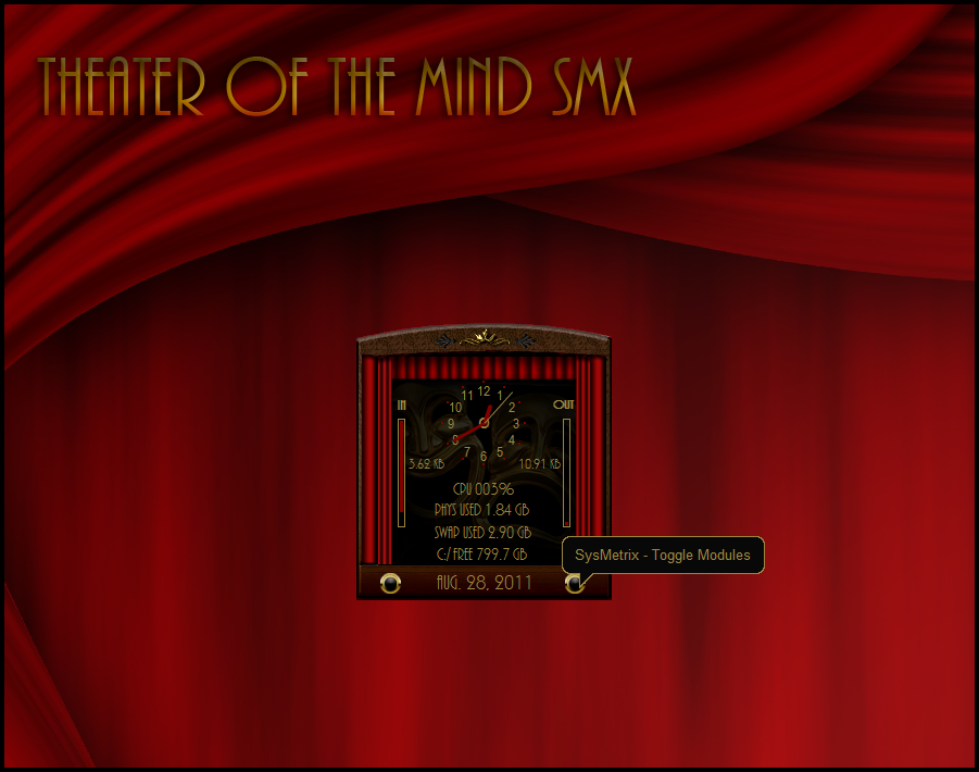 Theater of the Mind SMX